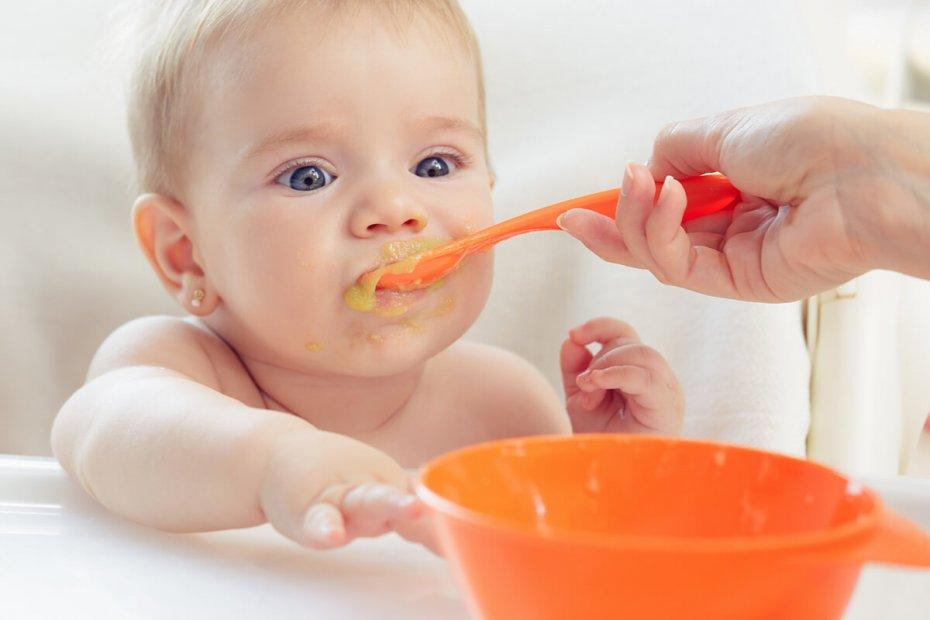 Alimentación complementaria de 4 a 6 meses: guía completa