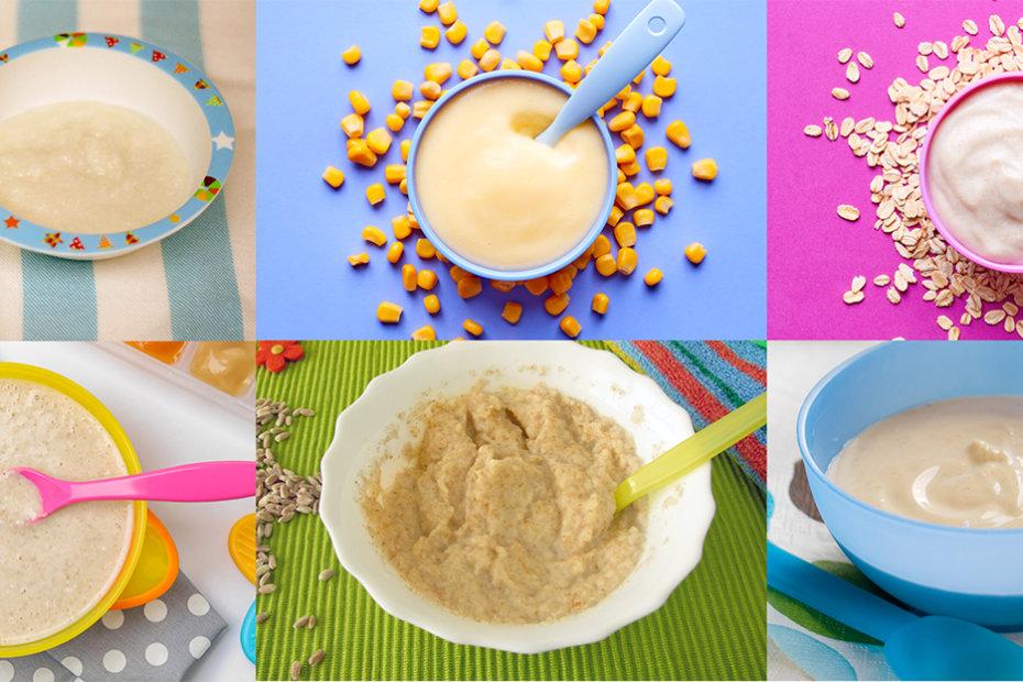 6 recetas de papillas de cereales caseras para evitar las industriales