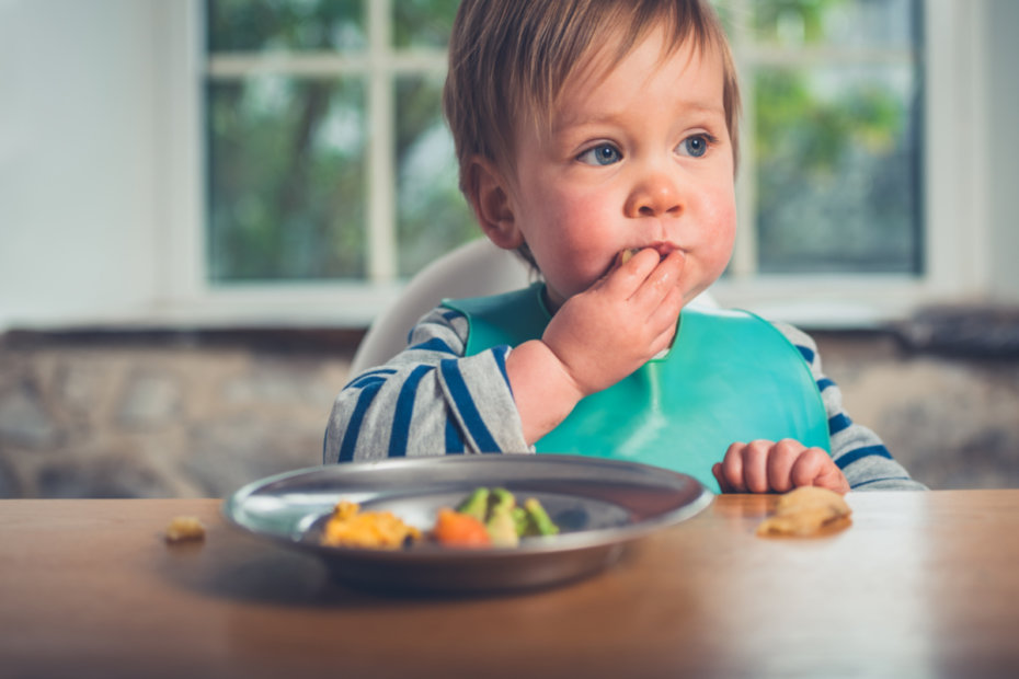 Guía completa de Baby-led weaning o alimentación dirigida por el bebé