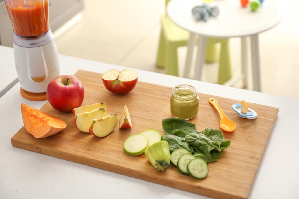 Los alimentos frescos y de temporada tienen mejor sabor y todos los nutrientes
