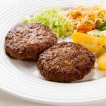 Receta de hamburguesas fáciles para bebés con solo 3 ingredientes