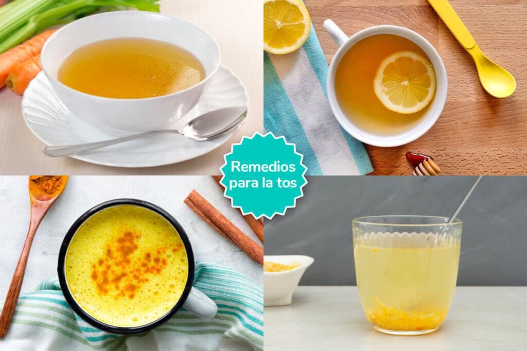 Remedios caseros para calmar la tos del bebé